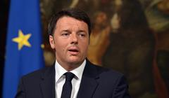 Renzi Migrants Getty Images