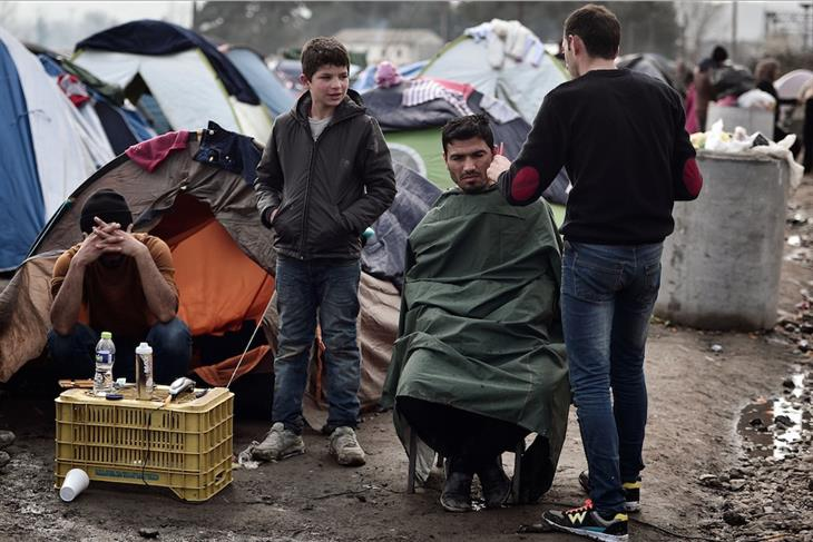 Greece Refugees 2
