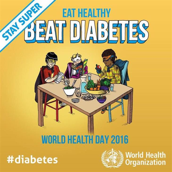 Living With Diabetes And Educating Others 07 04 2016