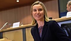 Federica Mogherini (Credit European Commission)